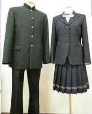 千葉北高等学校制服画像