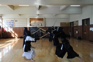 剣道稽古風景4