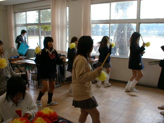 上総高等学校画像