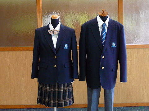 松戸高等学校制服画像