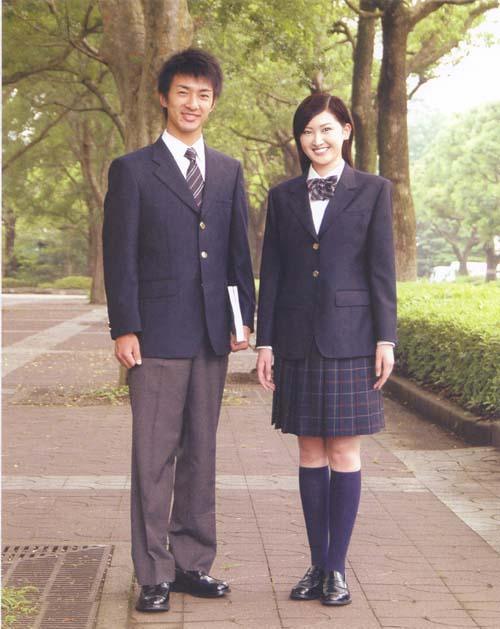 茂原樟陽高等学校制服画像