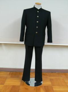 成東高等学校制服画像