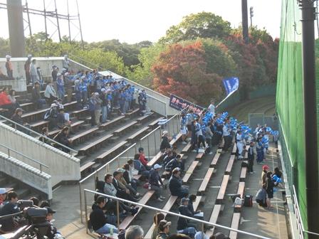 春季千葉県高等学校2回戦の様子
